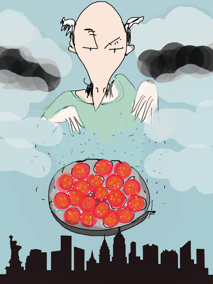 #1 Meglio un pomodoro oggi che una Grande Mela domani…?
