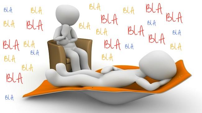 #1 LE PAROLE SONO IMPORTANTI. Parole in psicoterapia