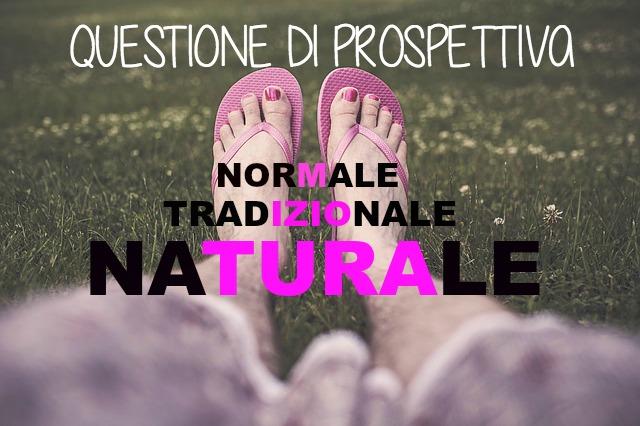 #2 Terapia di gruppo. Normale, Tradizionale, Naturale