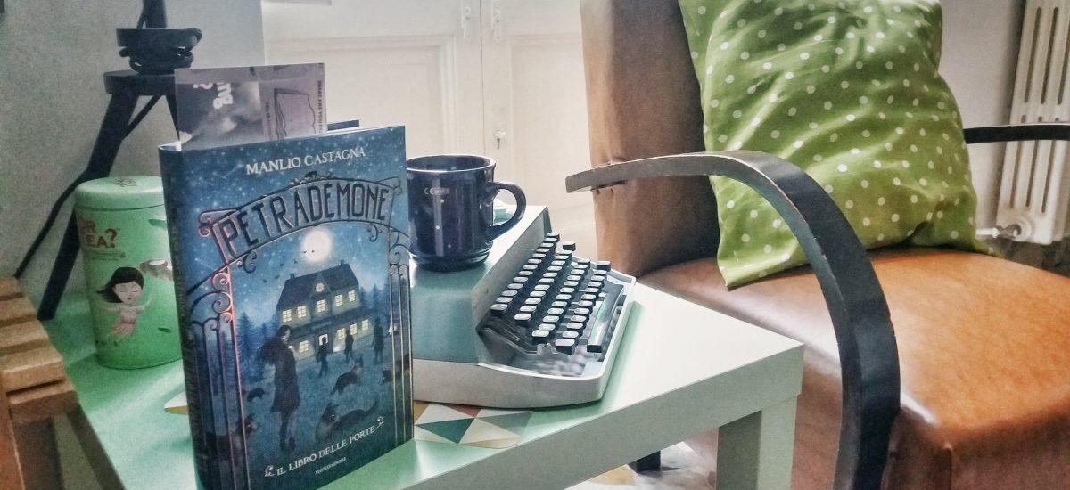 Petrademone – Il libro delle porte di Manlio Castagna (a proposito di salvezza)